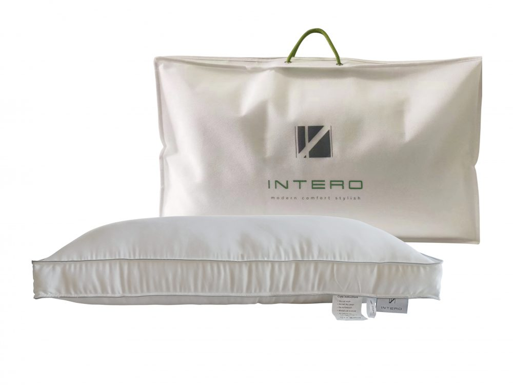 Intero Bamboopro Downfeel Bedding Series 1200g (SOFT) PILLOW