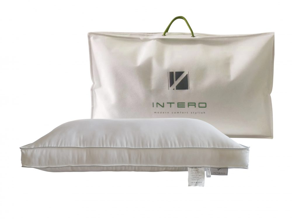 Intero Bamboopro Downfeel Bedding Series 1400g (MEDIUM) PILLOW