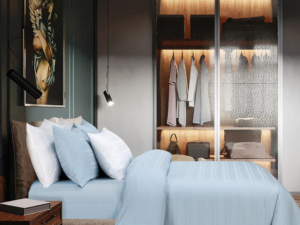 Marie Claire Morpheus Bed Set Colour: Bleuler