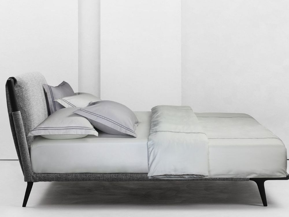 Bellami Trinity Minuscule 100% Egyptian Cotton 980 Thread Count Bed Set Colour: Ivory