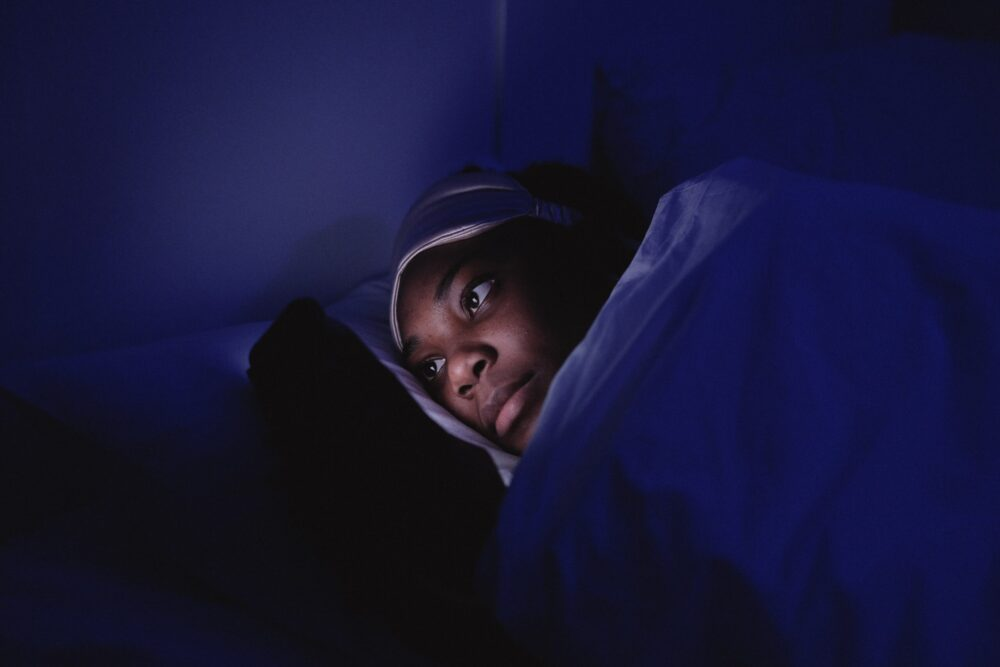 Did you know that Screen Time before bed affects your sleep?